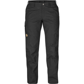 Fjällräven Karla Pro Trousers Curved Women dark grey